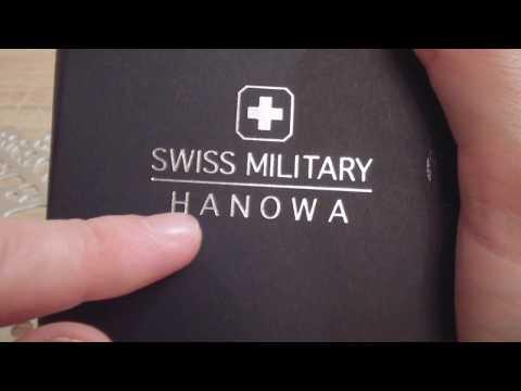 Бюджетная Швейцария 3: Swiss Military Hanowa Twilight 2