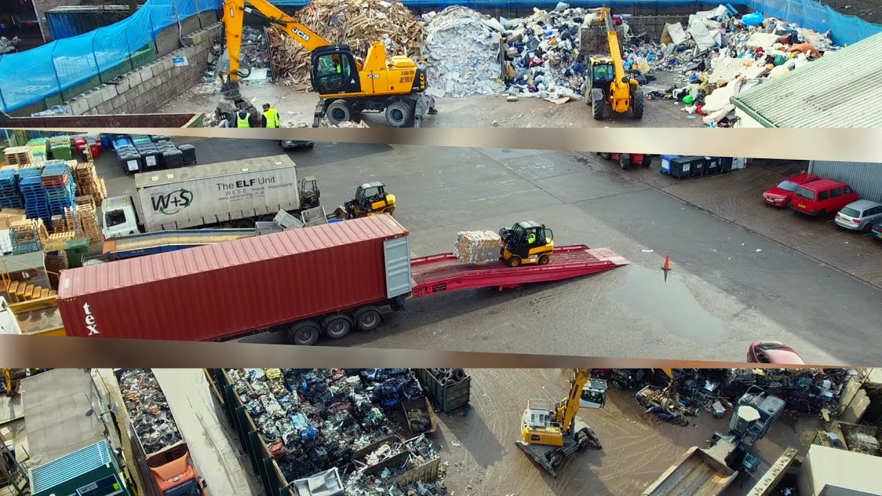 Recycling Specialist Dorset, Oxfordshire & Yeovil | W&S