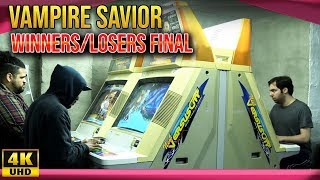 Vampire Savior DTN Qualifier @ Next Level | Winners/Losers Final (4K/60fps)