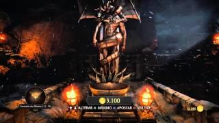 Mortal Kombat X - Como conseguir o Kamidogu do modo krypt - Tutorial