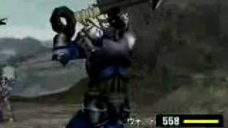 Final Fantasy 8 Man With The Machine Gun (Acapella)