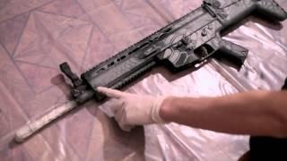 Покраска оружия в Kryptek Typhon  / Kryptek Typhon paint job tutorial