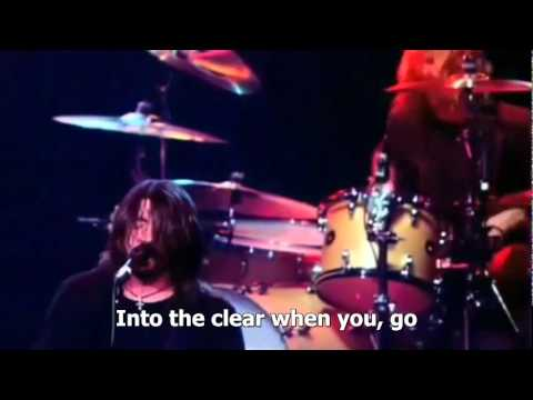 Foo Fighters - Rope (With Subtitle)