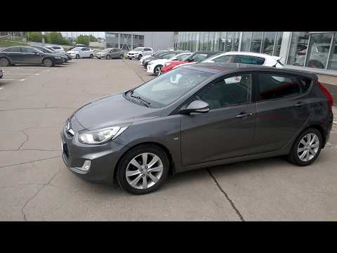 Купить Хендай Солярис Hyundai Solaris HB AT 1.6 2011 г. с пробегом бу в Саратове Автосалон Элвис