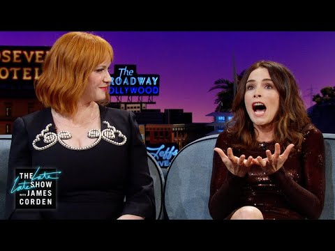 Christina Hendricks & Abigail Spencer: Master Thieves