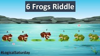 Jumping Frogs Paheli | Hindi Paheliyan | Logical Baniya Hard