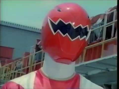 Abaranger: Dino Guts Video - AbareMax's Great Rampage!!