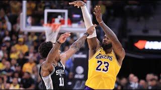 LA Lakers vs San Antonio Spurs - Full Game Highlights | November 25, 2019 | NBA 2019-20