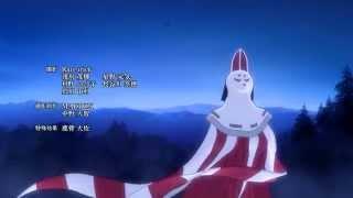 Garo Guren No Tsuki Opening & Ending 1 1080p