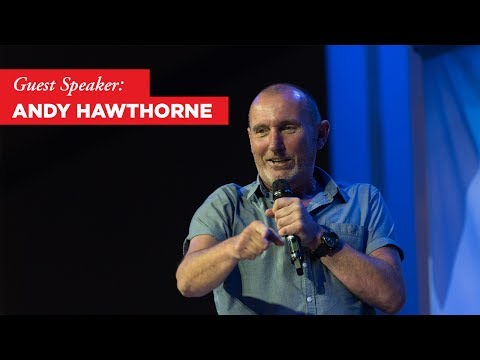 Sermon On The Mount: Guest Speaker: Andy Hawthorne (Part 4 of 8)
