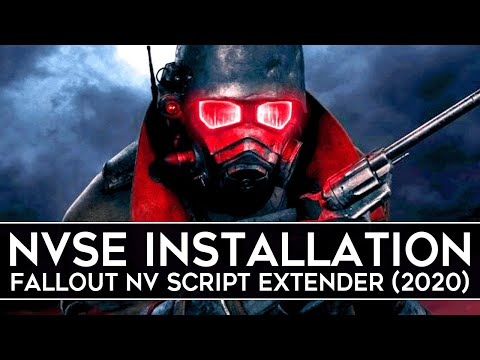 Download How to Install NVSE for Fallout New Vegas (2020) - Script Extender v5.1b4