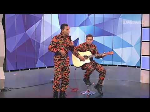Kamar Hati (First Version) - Syafiq Farhain & Pudin Live at TV3 (MHI)