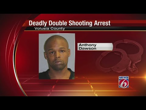 Man Arrested In Fatal New Year's Eve Shooting Outside Daytona Beach Sports Bar