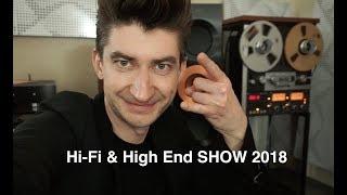 Самое интересное на Hi-Fi & High End Show 2018