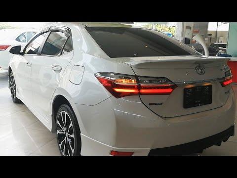 Toyota Altis 2017 รุ่น 1.8 ESport