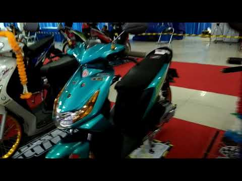 Lomba oto contest Modifikasi Motor at UMP