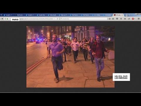 """Attentat de Londres : l""""homme à la bière"""", symbole malgré lui"""