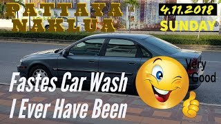 Naklua Car Wash # 9 Thailand