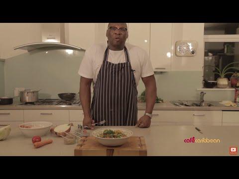 how to cook salt fish caribbean