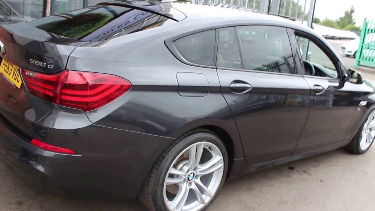 Bmw 520d M Sport Gran Turismo Finished In Sophisto Grey At Rix Motor Company
