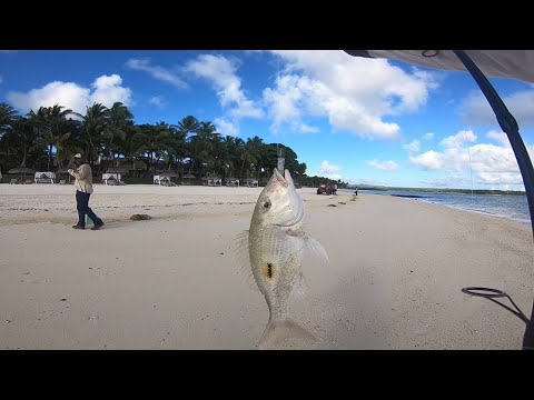 Ep#4- Fishing In Mauritius- Shore Casting