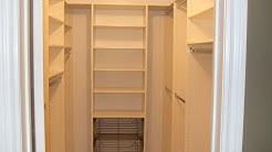 Small Walk In Closets Designs