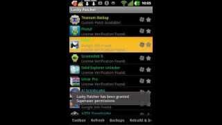 Hướng dẫn sử dụng Lucky Patcher Crack Ứng Dụng Android