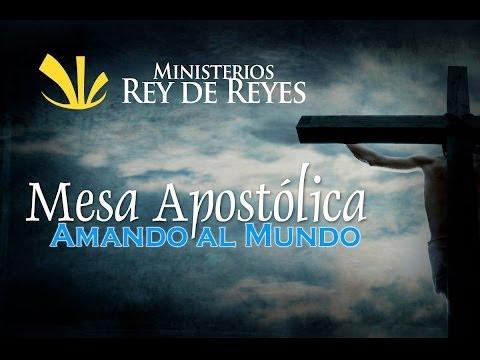 Dios Hombre Apostol Alex Gonzalez