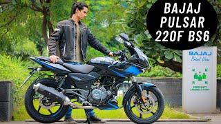 Bajaj Pulsar 220F BS6  Specs  Price  Detailed Ride Review