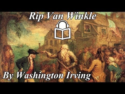 Rip Van Winkle by Washington Irving, unabridged audiobook
