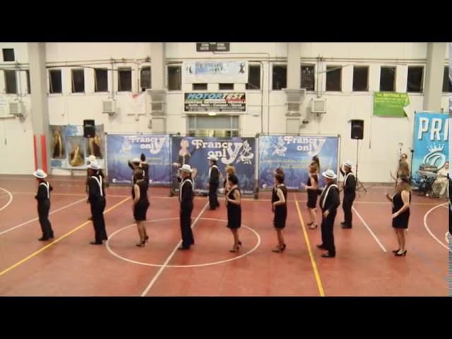 15° spettacolo ASD Francy Only Dance - coreografia 'CHARLESTON'