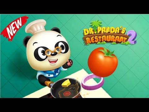 Dr Panda Restaurant 2  | Educational iPad app for Kids  | Dr.Panda  |  Full Game Play
