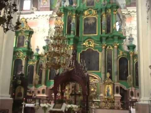 Visite de Vilniaus (Vilnius - Lithuanie)