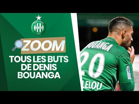 Tous les buts de Denis Bouanga - Saison 2019/2020