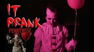 Video IT PRANK !!! (SCARY CLOWN PRANK) - INDONESIA download MP3, 3GP, MP4, WEBM, AVI, FLV Januari 2018