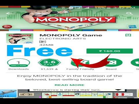 How To Free Download Monopoly Game For Android
