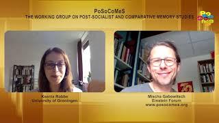 PoSoCoMeS interview #5a: Ksenia Robbe, University of Groningen