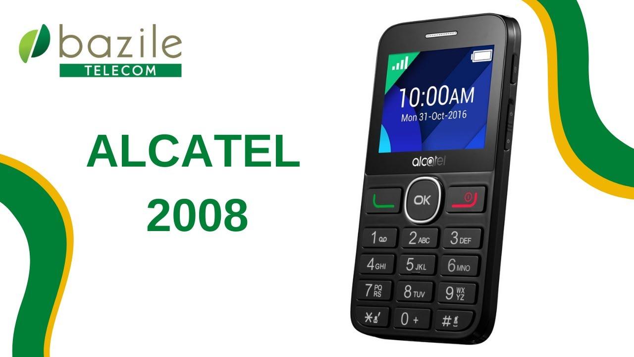 Alcatel seniors phone manual