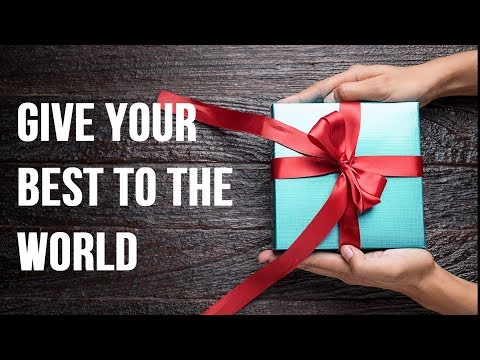 The Law Of Compensation - How To Attract The Highest Good To Your Life! (You Must Give To Receive!)