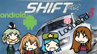 NEED FOR SPEED SHIFT ANDROID LOQUENDO,EPISODIO 3