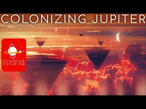 Outward Bound: Colonizing Jupiter