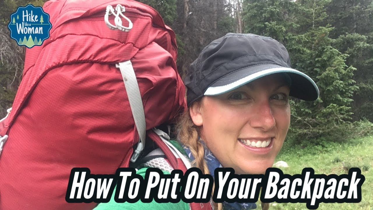 Download How To Put On Your Backpack