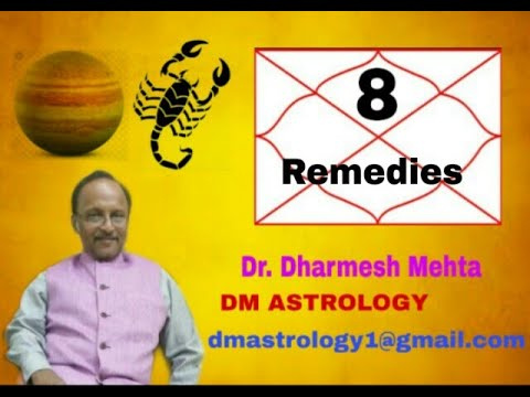 Remedies for Jupiter Transit in Scorpio by Dr Dharmesh M Mehta