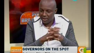 Power Breakfast News Review: Governors on the spot