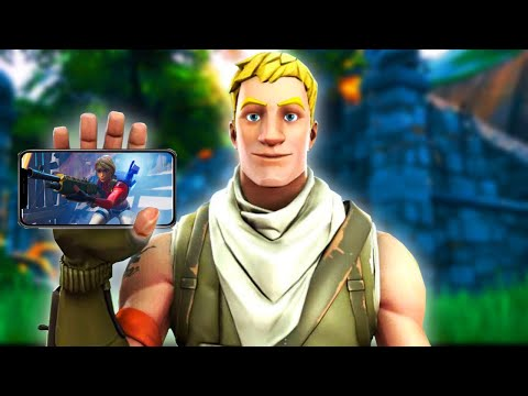 How to Make 3D Fortnite Thumbnails | IPhone & Android (In