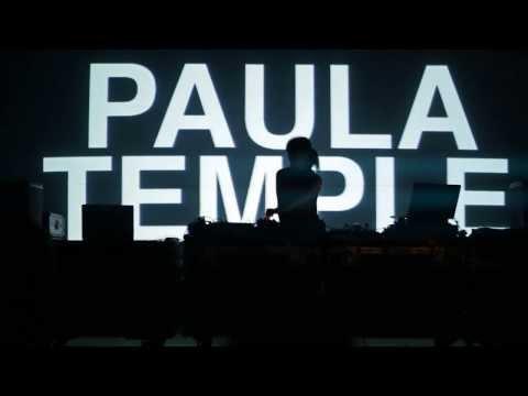 Paula Temple @ Musical Zoo, Brescia Italy 27.07.2013