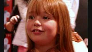 Connie Talbot - O Little Town Of Bethlehem (with lyrics)