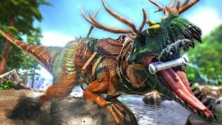 INCREDIBLE NEW Dinosaurs you can Tame and Enconter in Your ARK Adventures!
