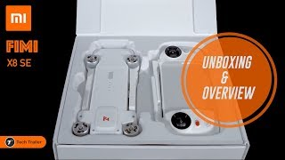 Xiaomi FIMI X8 SE Unboxing | Full Specs | Overview is it a Mavic Killer ???
