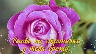 ТЫ   КОРОЛЕВА! Красивые стихи, розы и музыка